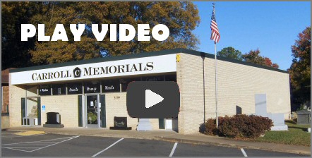 Carroll Memorials Overview Video